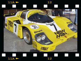 Porsche 956 New Man Joest